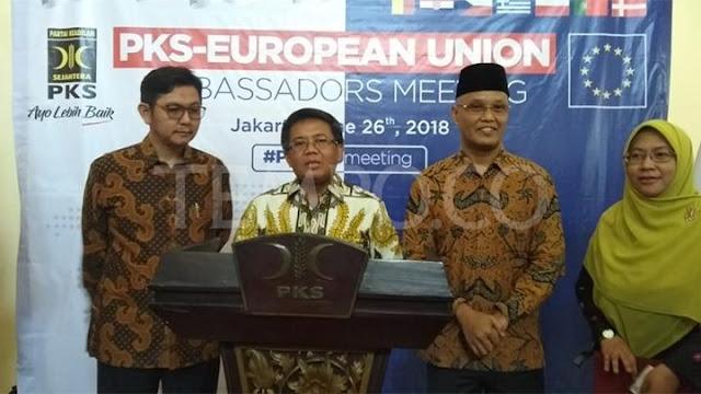 Presiden PKS: <i>Negative Campaign</i> Boleh, <i>Black Campaign</i> Tak Boleh