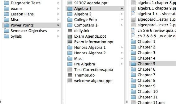 Algebra 1 Diagnostic Test Printable