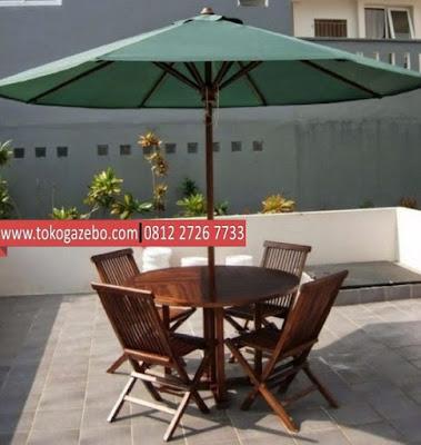 Meja Payung Kursi Tenda
