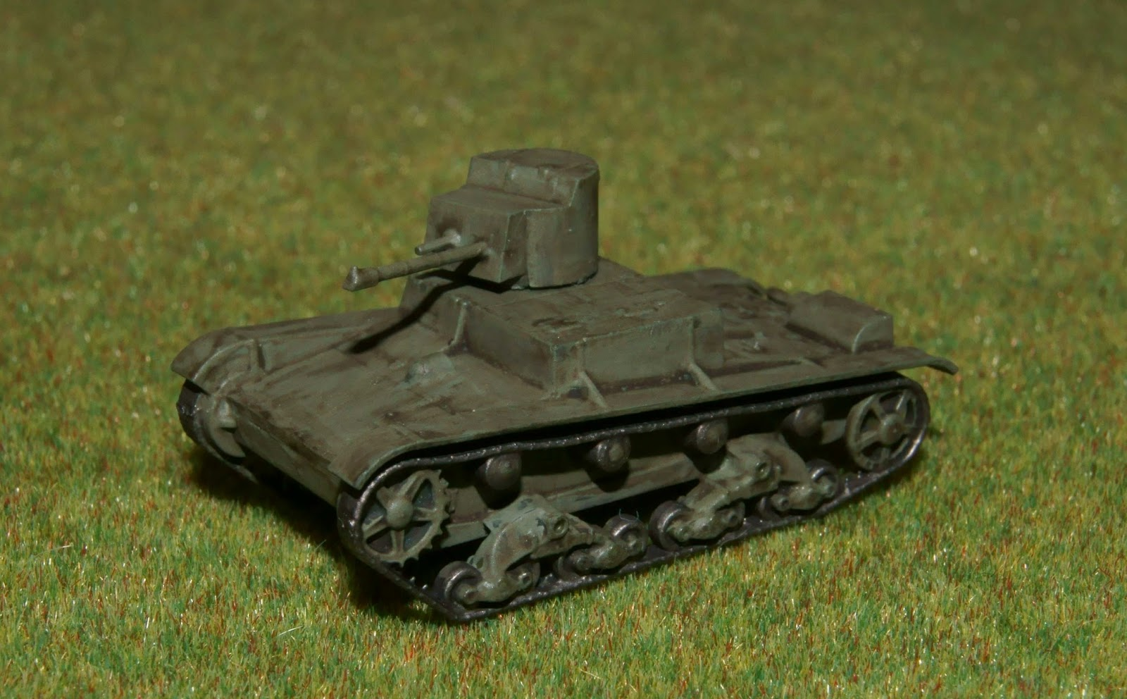 Keith's Tabletop Gaming / Painting Blog: Zvezda 1:100 Scale