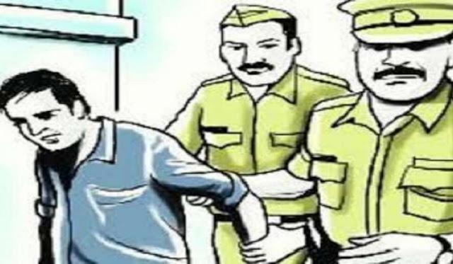 शातिर कुणाल को मोतिहारी से भेजा गया भागलपुर जेल