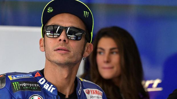 Valentino Rossi Sangat Benci Menjadi Terkenal Di Ajang MotoGP 2019