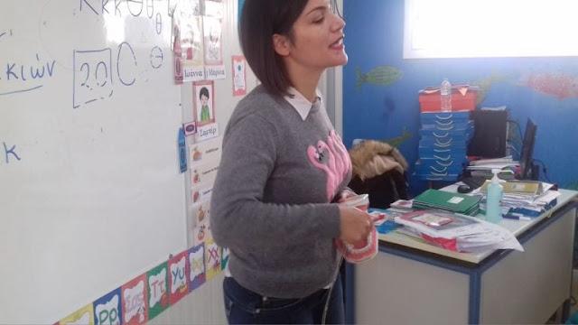Δράση ενημέρωσης του Οδοντιατρικού Συλλόγου Αργολίδας στο Δημοτικό Σχολείο Ανυφίου