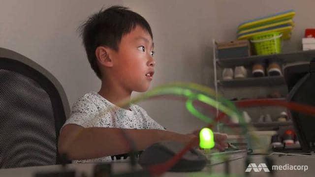 Keren, Bocah 8 Tahun Ini Jago Banget Coding