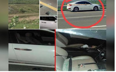 Motorway abuse case