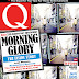 The New Edition Of Q Is Out Today And It Has A Huge Feature On Oasis' (What's The Story) Morning Glory?