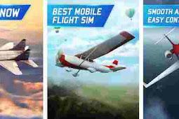 10+ Game Pesawat Simulator, Main Pilot-Pilotan