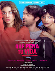 pelicula Que pena tu vida (2016)