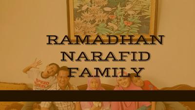 Ramadhan Narafid Family