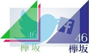 keyakizaka46 nogizaka46 logo emblem lambang twitter