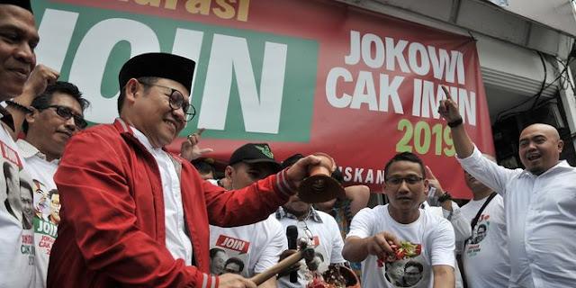 Kalau Tidak JOIN, Cak Imin: PKB-Golkar Siap Bangun Koalisi Diluar Jokowi