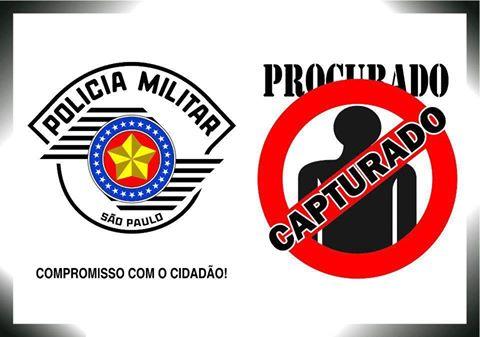 POLÍCIA MILITAR CAPTURA FORAGIDO DA JUSTIÇA EM IGUAPE
