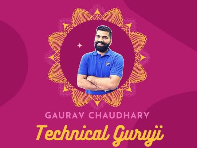 Technical guruji