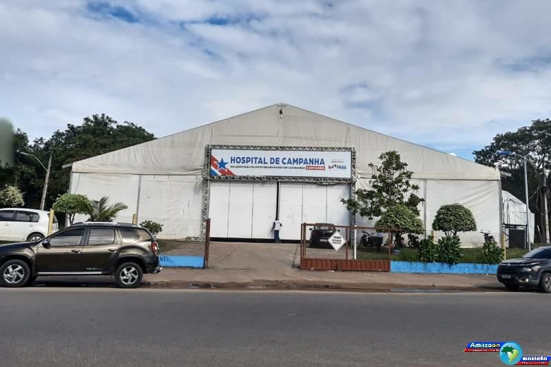 Ação do Ministério Público  visa que hospital de campanha em Santarém opere conforme necessidade regional e requer a execução do contrato e compra de 40 kits respiradores