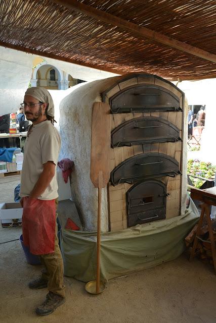 Girona oven