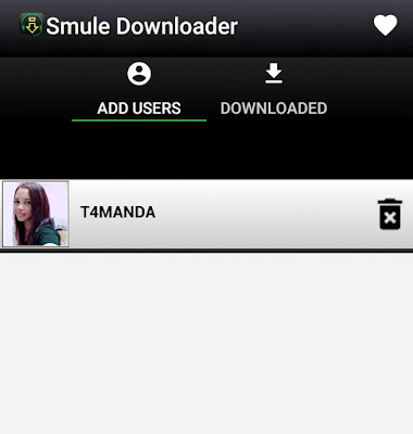 Cara Download MP3 dan Video Dari SMULE