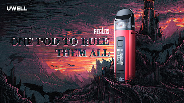Uwell Aeglos Pod Kit Overview