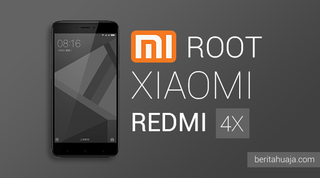 How To Root Xiaomi Redmi 4X And Install TWRP Recovery