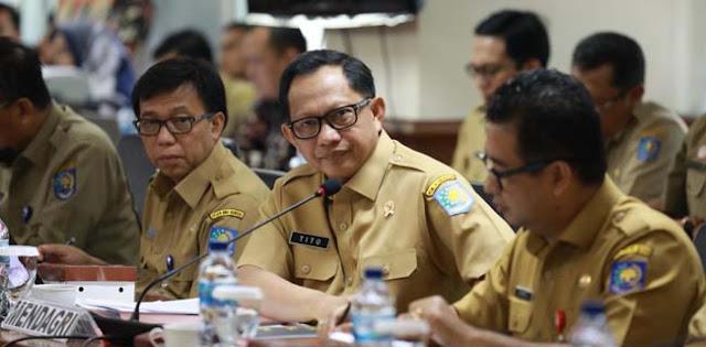 Tito Bakal Tindak Tegas Paslon Petahana Pilkada Daftar Ke KPU Gunakan Arak-arakan