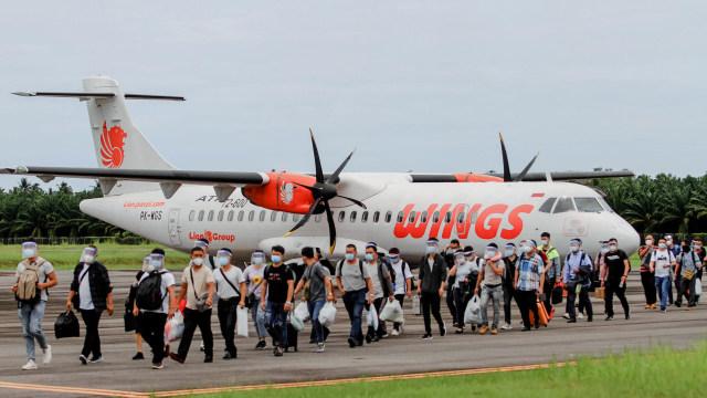41 TKA China Kembali Masuk ke Aceh