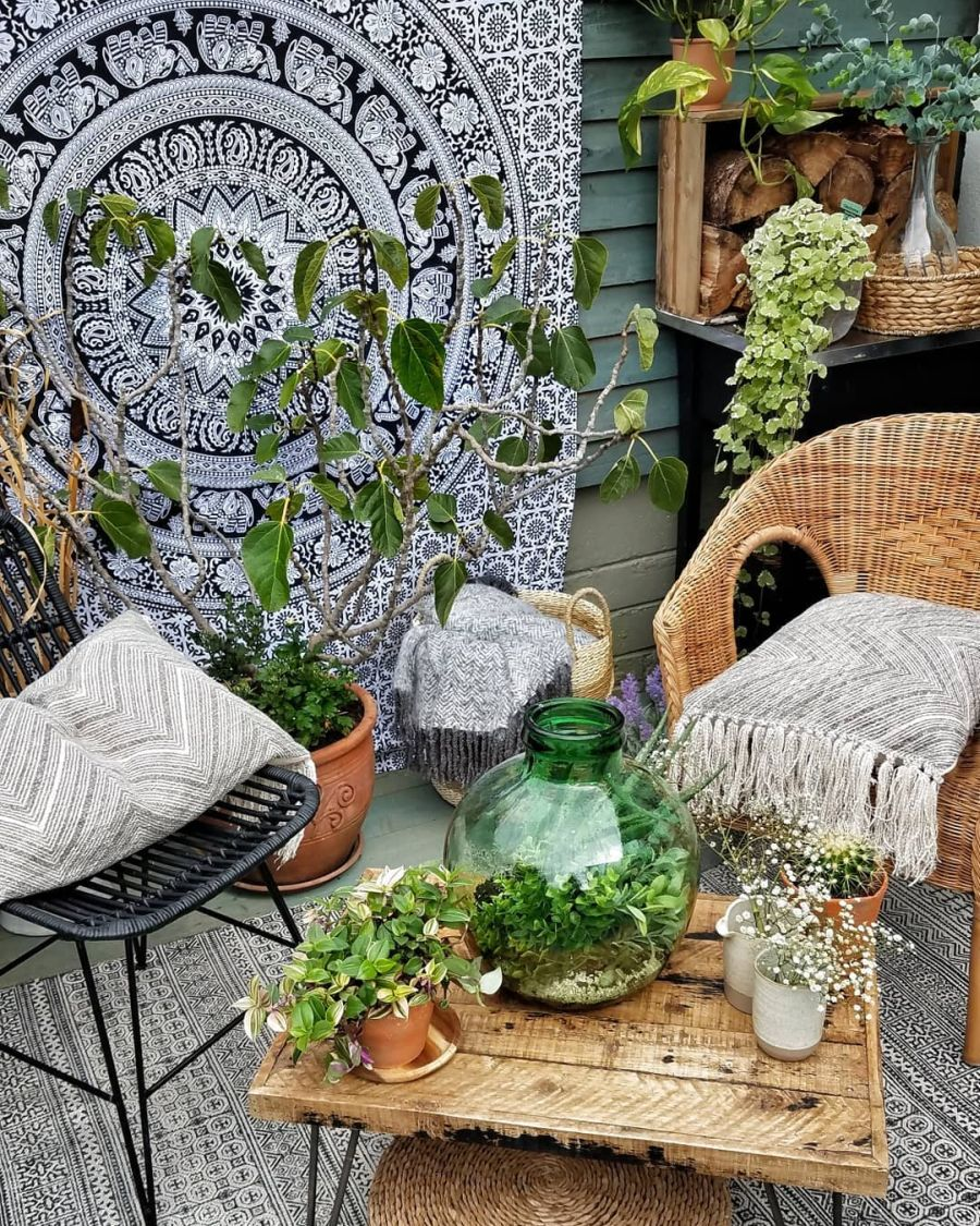 Nieszablonowe mieszkanie z naturą w tle, wystrój wnętrz, wnętrza, urządzanie domu, dekoracje wnętrz, aranżacja wnętrz, inspiracje wnętrz,interior design , dom i wnętrze, aranżacja mieszkania, modne wnętrza, home decor, rustic style, Scandinavian style, industrial style, classic style, styl rustykalny, styl skandynawski, vintage, boho, styl industrialny, styl eco, natura, natural, stonowane kolory, urban jungle, ogród, meble ogrodowe, taras, weranda