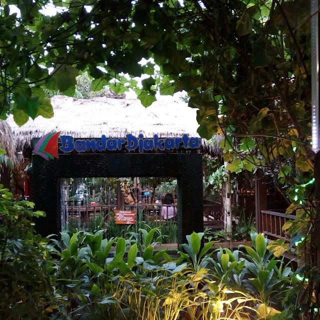 Lokasi saung bandar djakarta