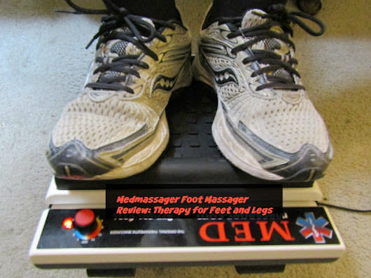 Medmassager Foot Massager Review: Therapy for Feet and Legs
