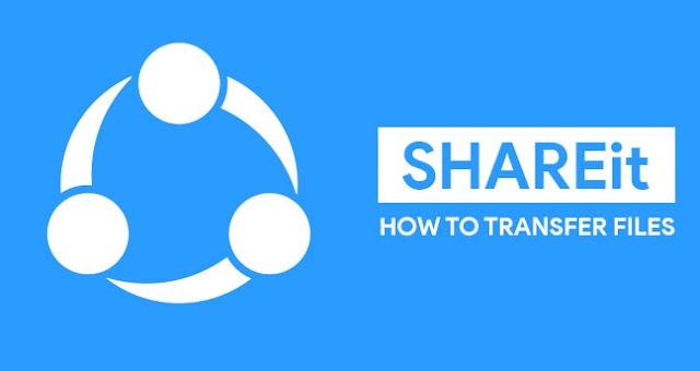 Cara Merubah Penyimpanan SHAREit dari Memori Internal ke Kartu SD
