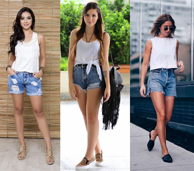 look short jeans