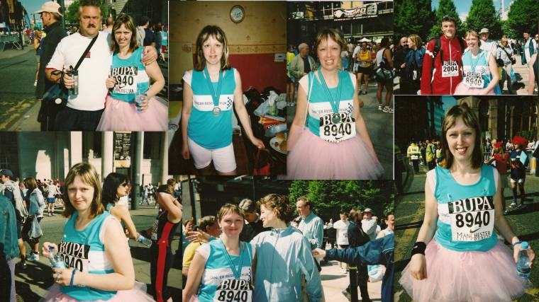 I First Started Running In 2004: How I Got Into Running