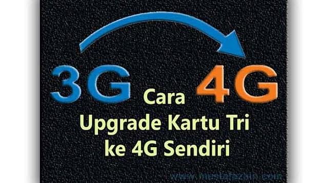 Cara 4G Kartu 3