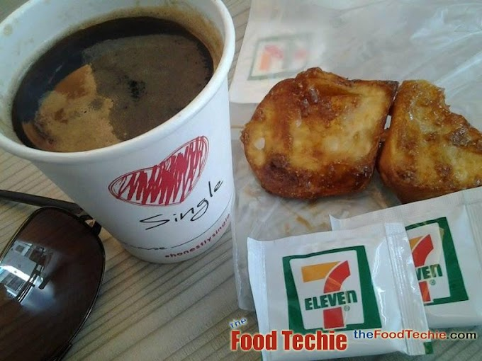 Enjoy Brewed Coffee for ONLY 20 Pesos at 711
