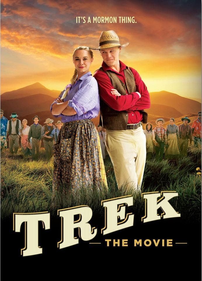 Trek: The Movie [2018] [DVDR] [NTSC] [Subtitulado]