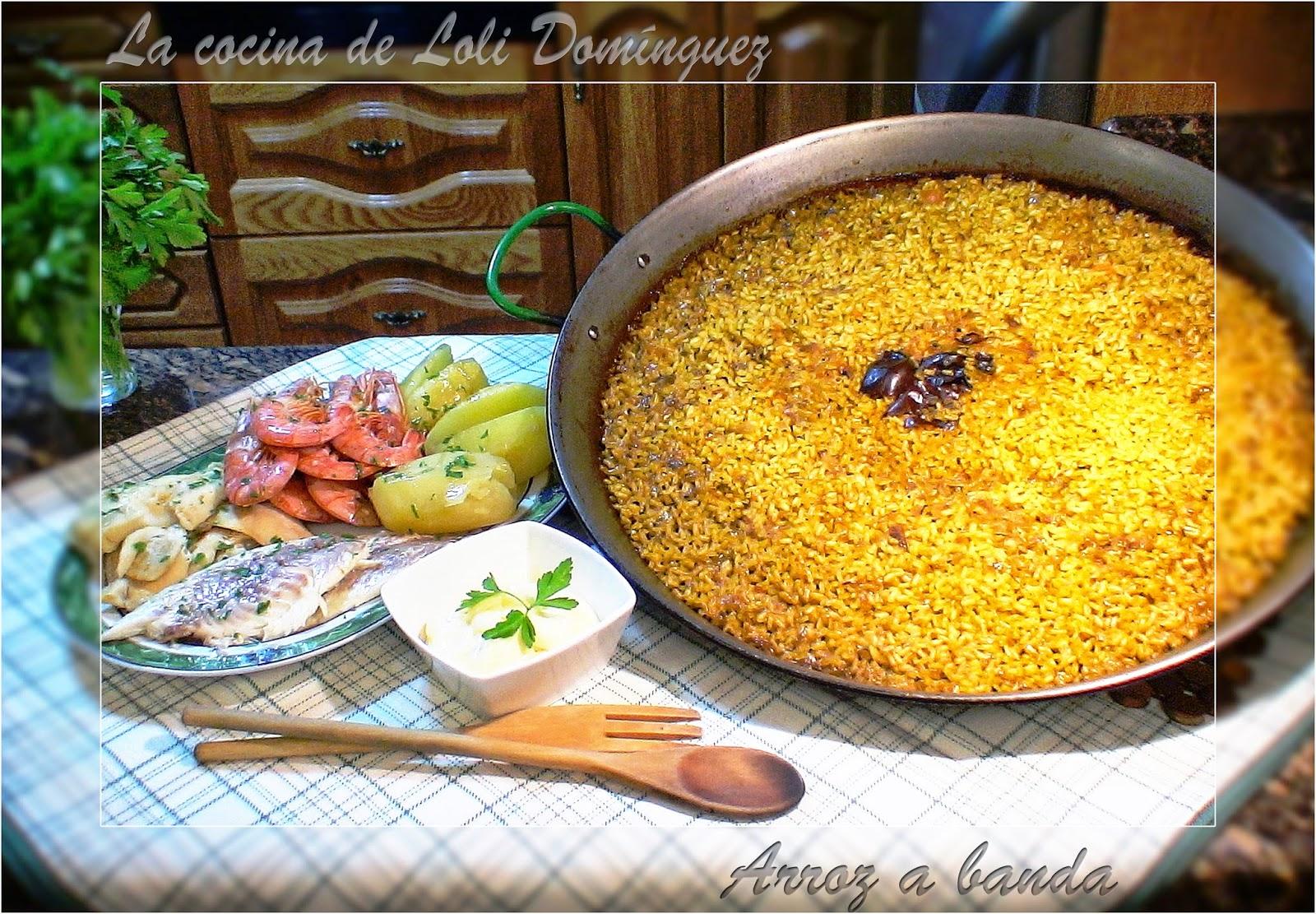 la cocina de loli dom nguez arroz a banda