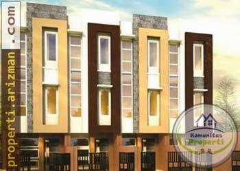 Dijual Rumah Minimalis 3 Lantai Cengkareng Jakarta