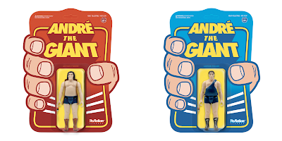 Andre the Giant ReAction Retro Action Figures by Super7