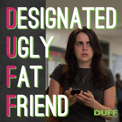 the duff comedia romantica netflix