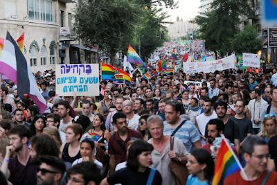 Marcha do Orgulho LGBT em Jerusalém tem 22 prisões