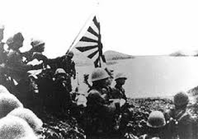 Japanese troops invade the Aleutian Islands worldwartwo.filminspector.com