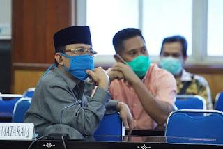 Angka Kesembuhan di Kota Mataram, Lampaui Jumlah Pasien Corona yang Masih Dirawat