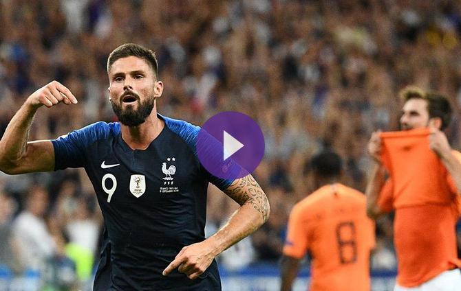 مشاهدة مباراة فرنسا واندورا بث مباشر بتاريخ 11-06-2019 التصفيات المؤهلة ليورو 2020