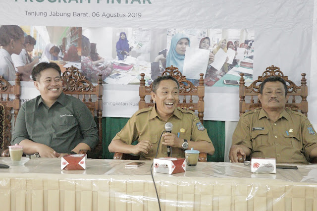 Tiga Kecamatan Tanjab Barat Siap Diseminasikan Program PINTAR