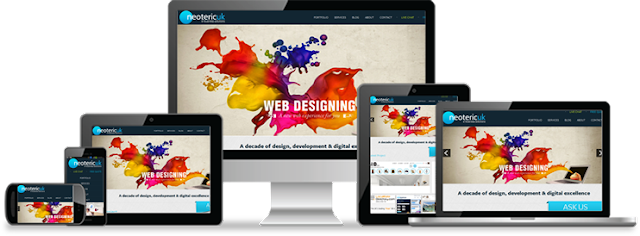 xu thế thiết kế web responsive