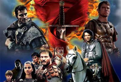 romawi king arthur empat film