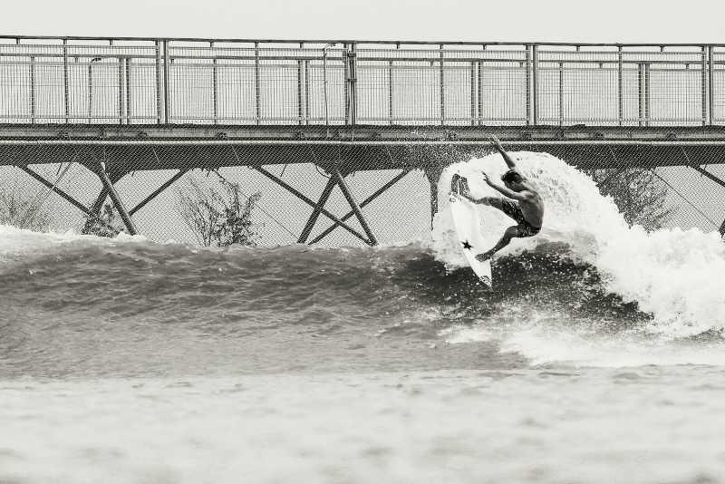 Nland Surf Park Mitch