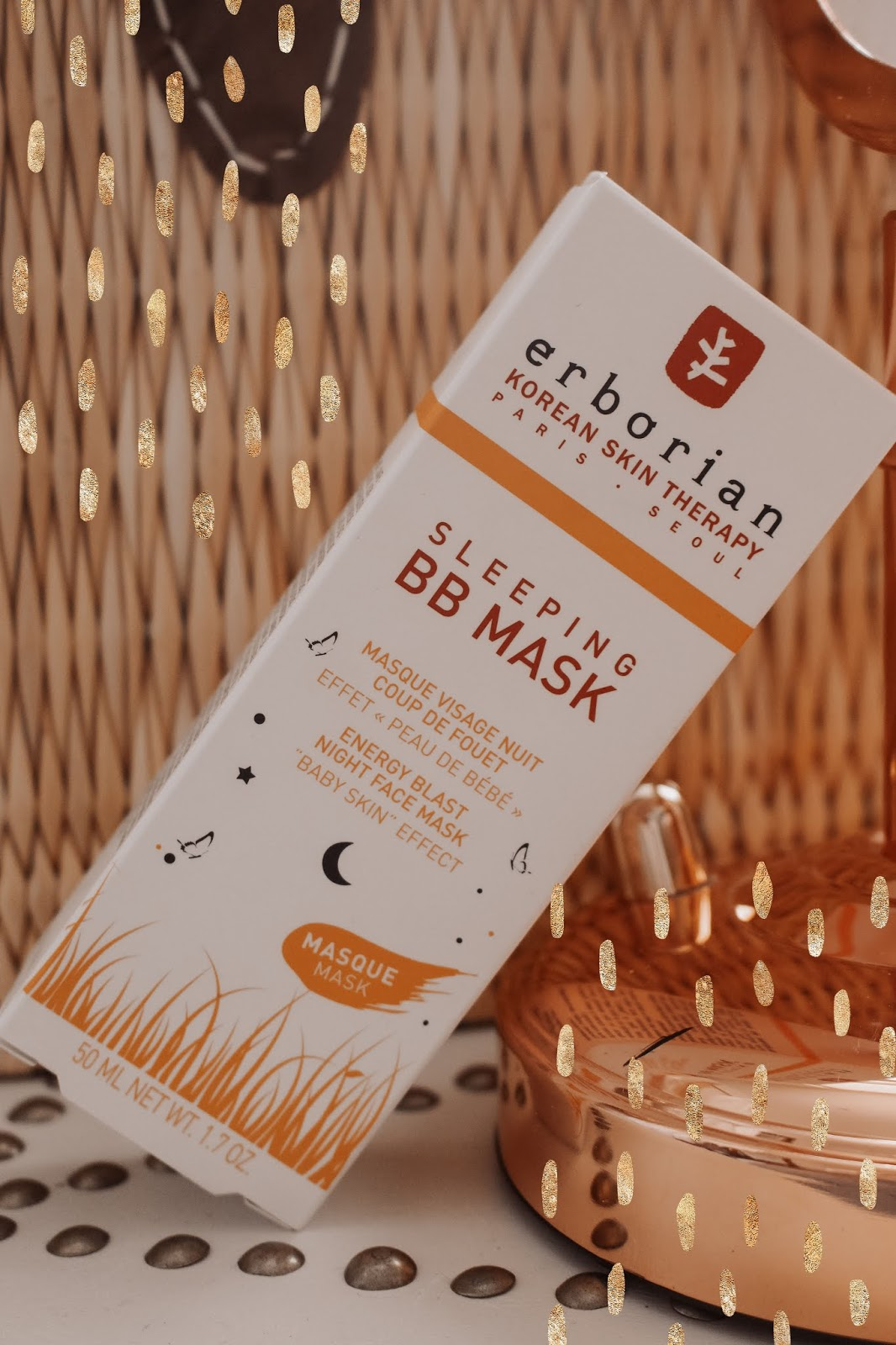 Erborian Sleeping BB Night Face Mask