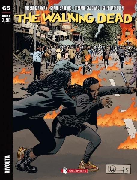 The Walking Dead #65: Rivolta