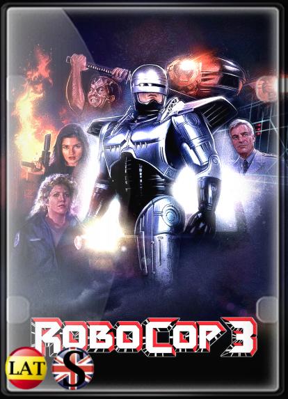 RoboCop 3 (1993) FULL HD 1080P LATINO/INGLES