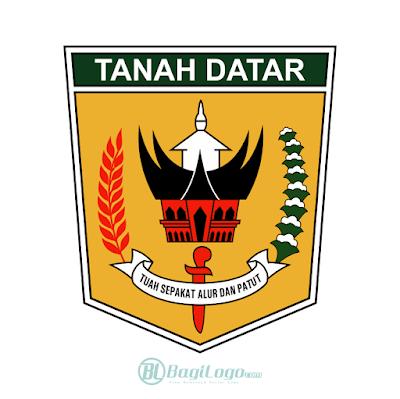 Kabupaten Tanah Datar Logo Vector