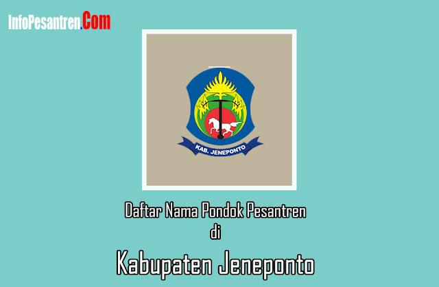 Pondok Pesantren di Kabupaten Jeneponto